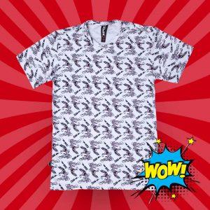Camiseta Estampada Ref 20600950