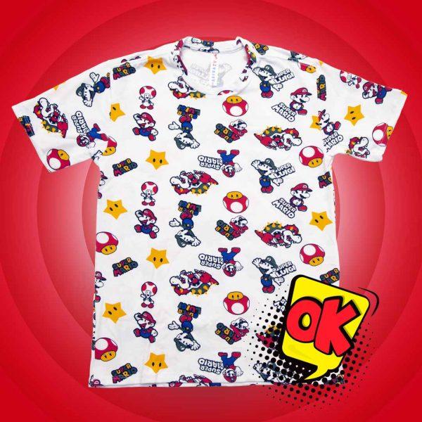 Camiseta Comics Hombre 967