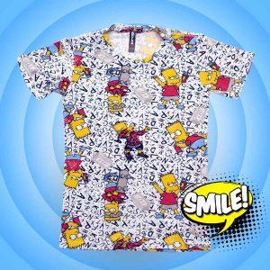 Camiseta Comics Niño 859