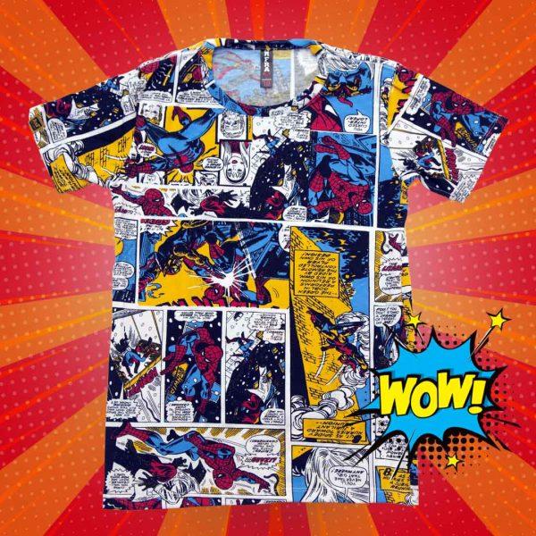 Camiseta Comics Niño 865